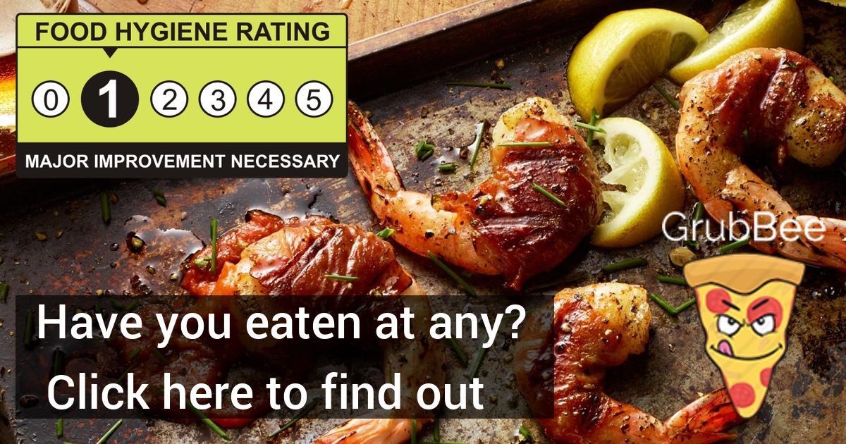 Restaurants In Redditch Food Hygiene Ratings