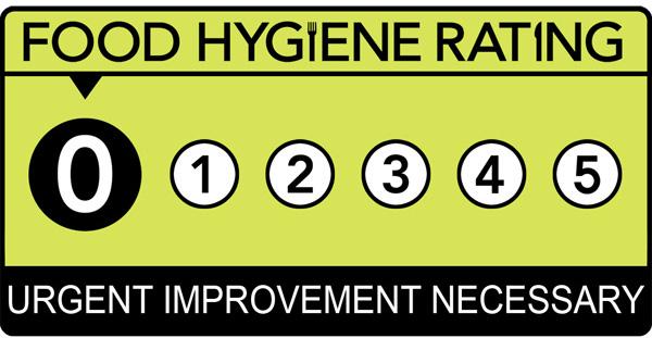 Chung Ku In Liverpool Food Hygiene Rating