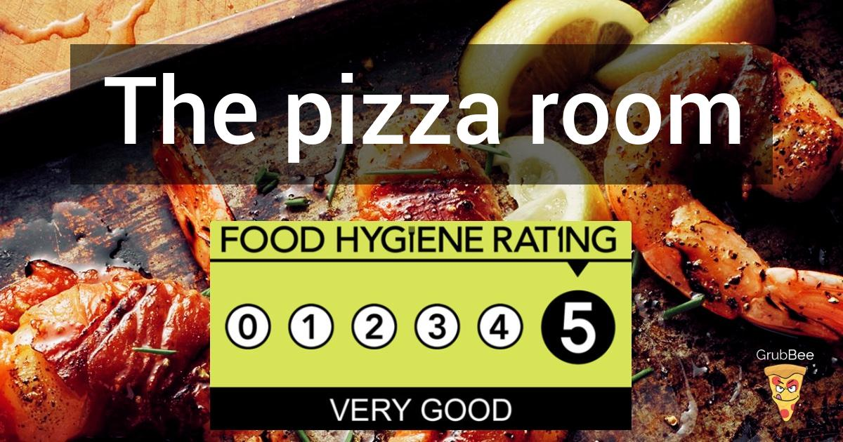 The Pizza Room In Southwark Food Hygiene Rating