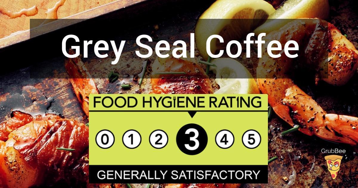 Grey Seal Coffee In North Norfolk Food Hygiene Rating