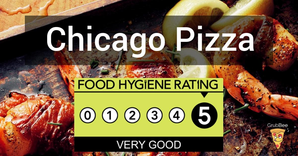 Chicago Pizza In Tewkesbury Food Hygiene Rating