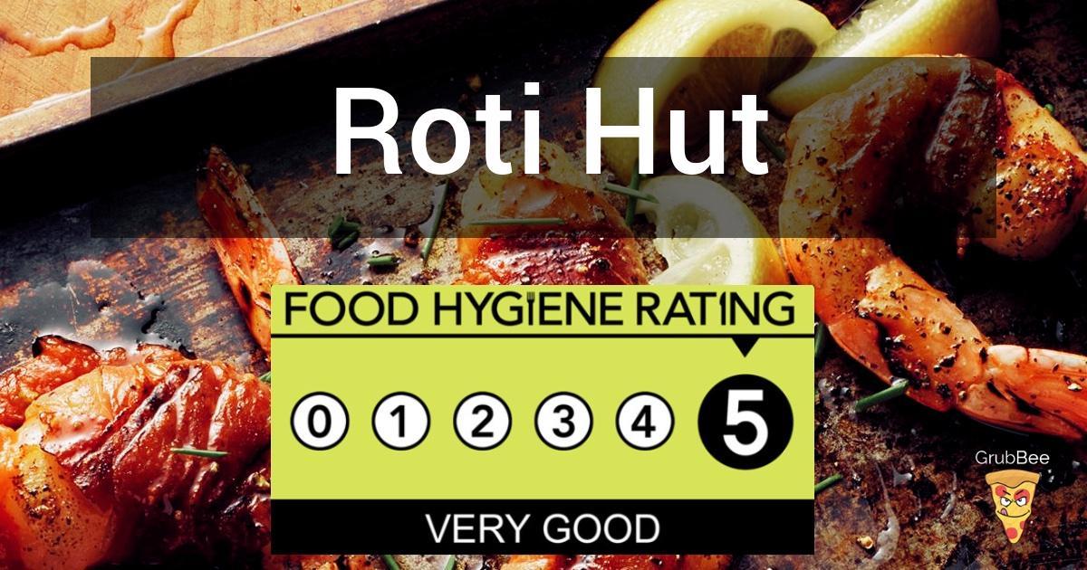 Roti Hut In Harrow Food Hygiene Rating