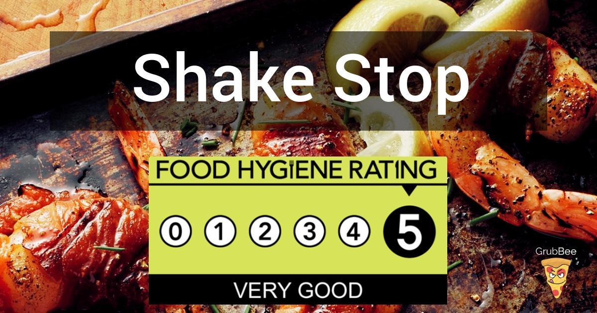 Shake Stop In Wakefield Food Hygiene Rating