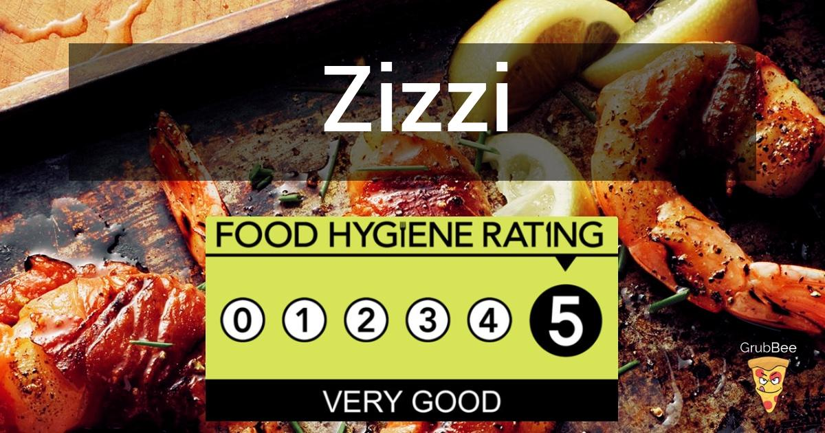 Zizzi In Reigate And Banstead Food Hygiene Rating