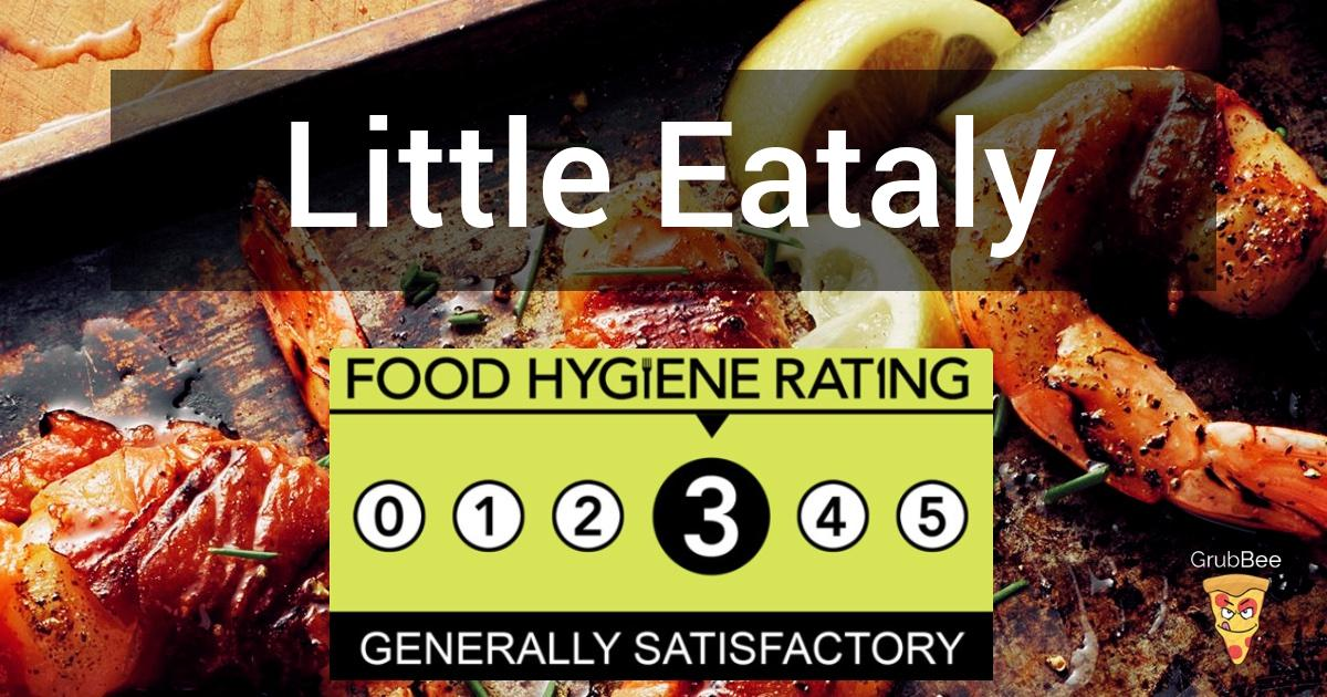 Little Eataly in Antrim and Newtownabbey - Food Hygiene Rating