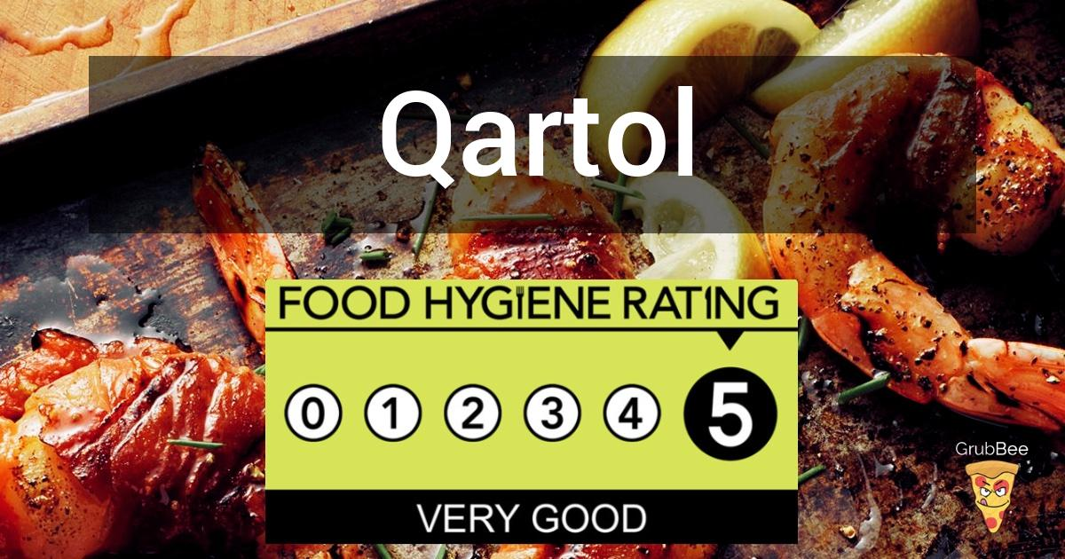 Qartol In Mid Sussex Food Hygiene Rating