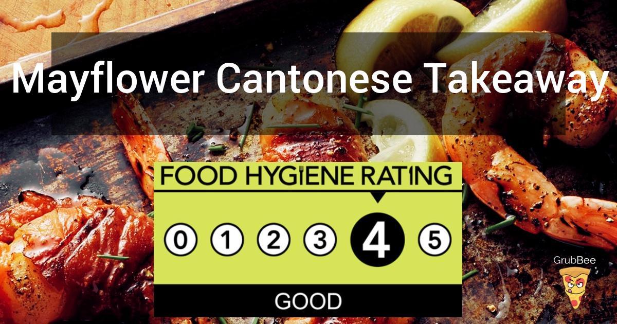 Mayflower Cantonese Takeaway In Malvern Hills Food Hygiene