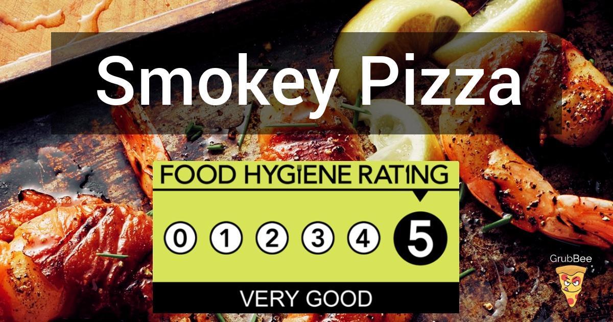 Smokey Pizza In Southampton Food Hygiene Rating