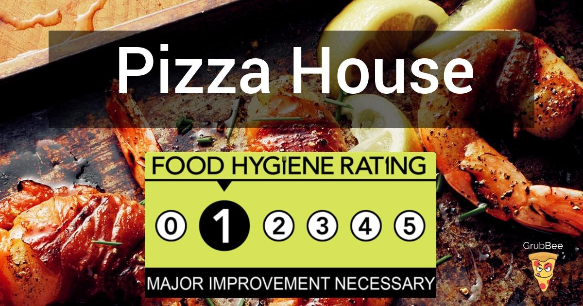 Pizza House In Cherwell Food Hygiene Rating