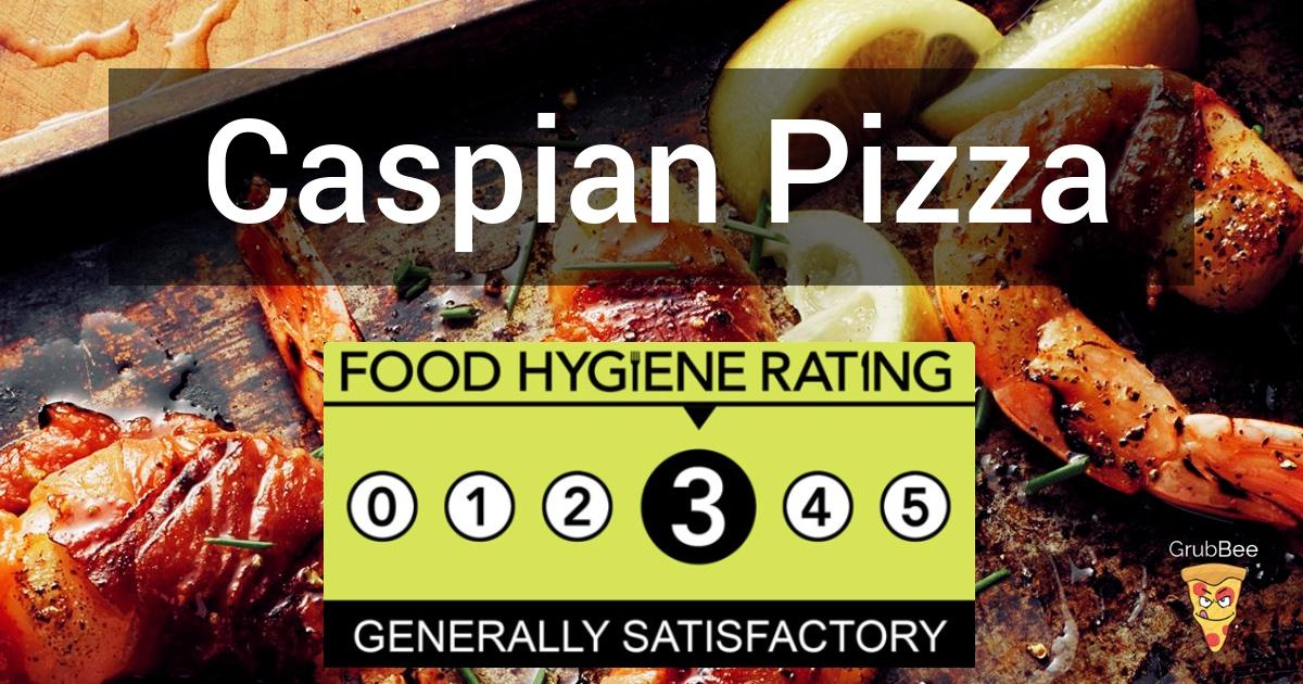 Caspian Pizza In Coventry Food Hygiene Rating