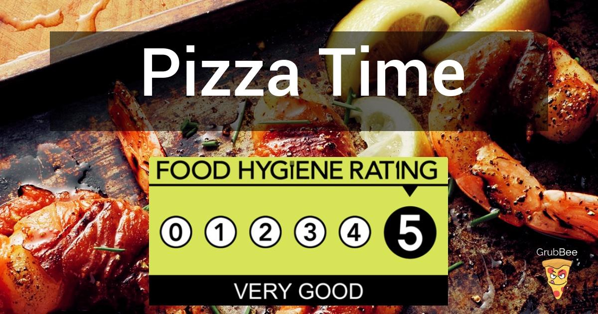 Pizza Time In York Food Hygiene Rating