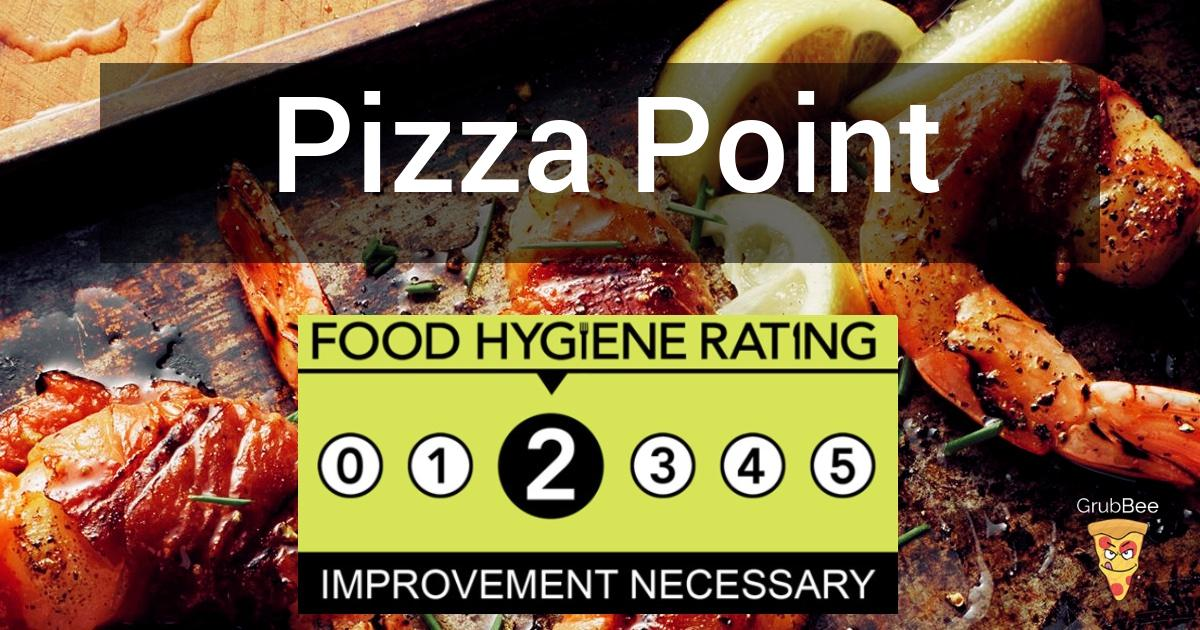 Pizza Point In Derbyshire Dales Food Hygiene Rating