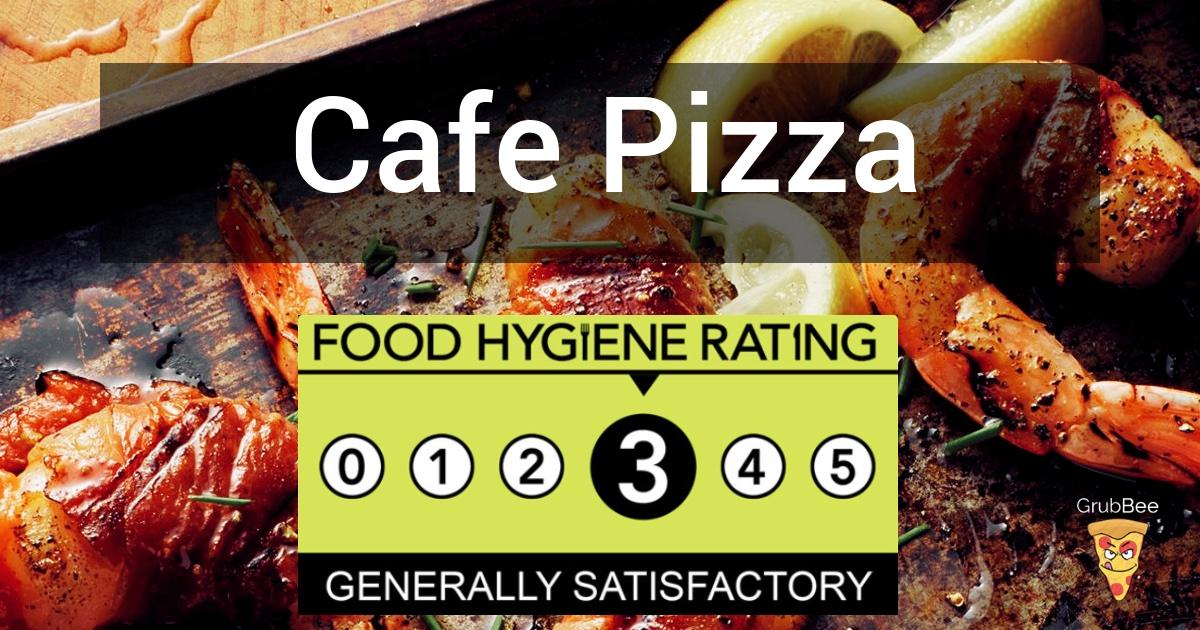 Cafe Pizza In Rushcliffe Food Hygiene Rating