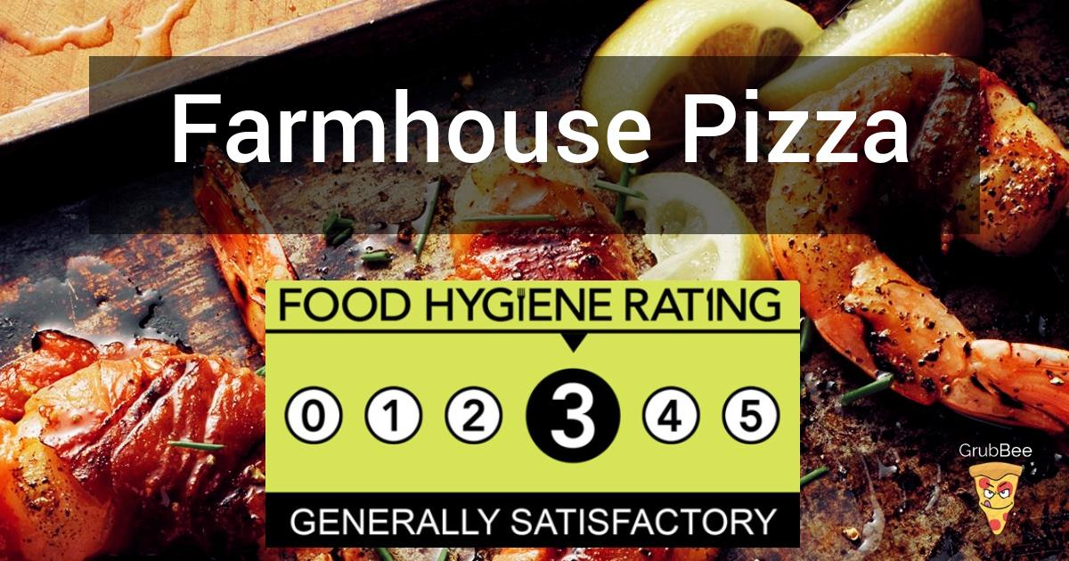 Farmhouse Pizza In Wokingham Food Hygiene Rating