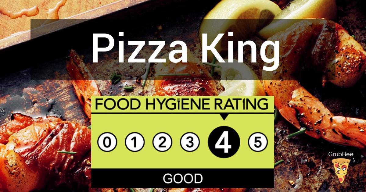 Pizza King In High Peak Food Hygiene Rating