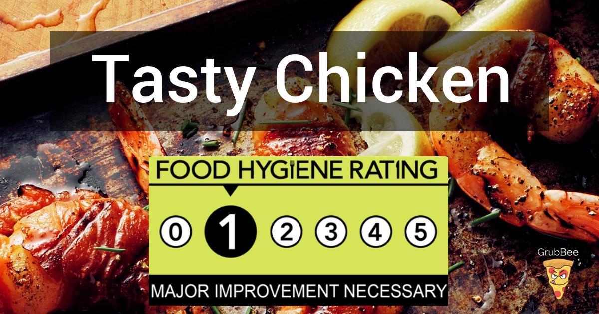Tasty Chicken In Haringey Food Hygiene Rating