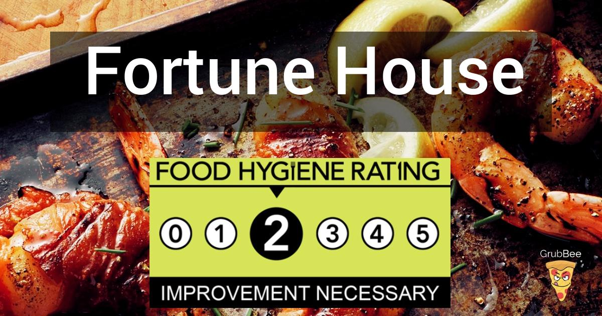 Fortune House In York Food Hygiene Rating