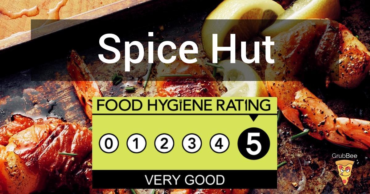 Spice Hut In Redbridge Food Hygiene Rating