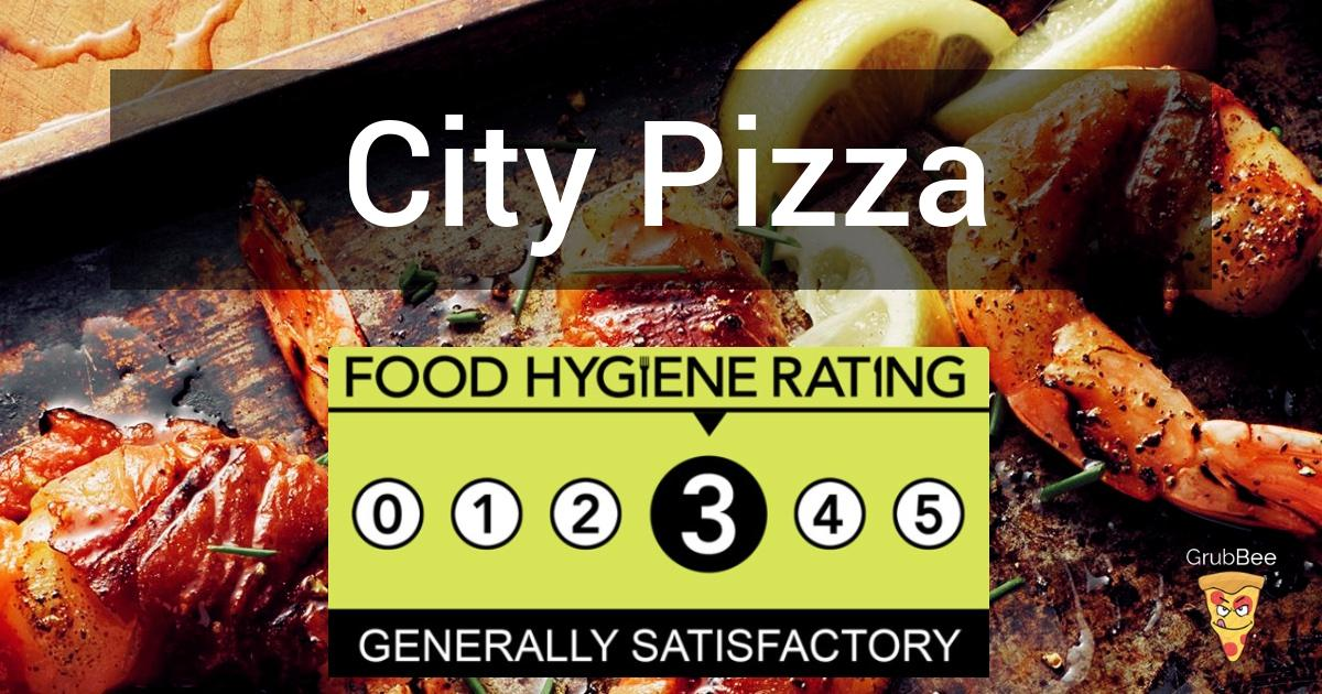 City Pizza In Nuneaton And Bedworth Food Hygiene Rating