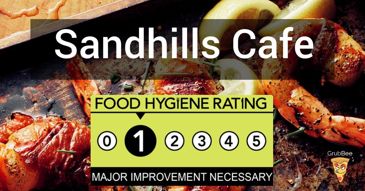 best sneakers 5d8f1 95db8 Sandhills Cafe in Liverpool - Food Hygiene Rating