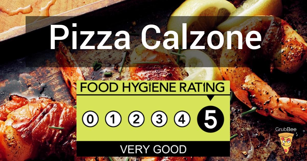 Pizza Calzone In Cherwell Food Hygiene Rating