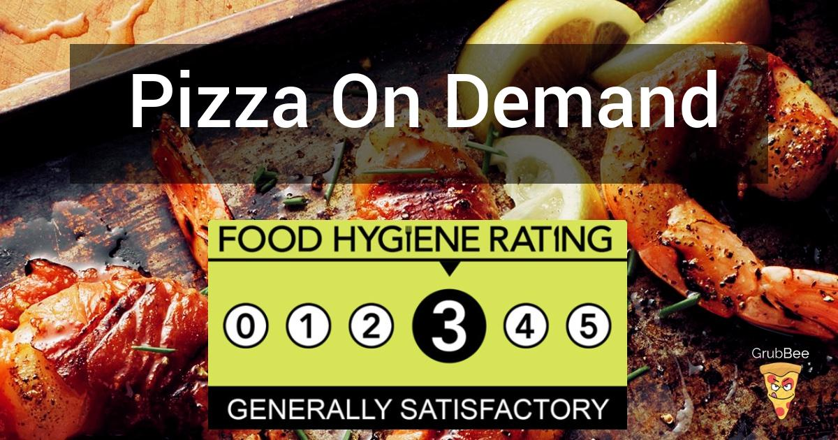 Pizza On Demand Plaistowred Pepper In Newham Food