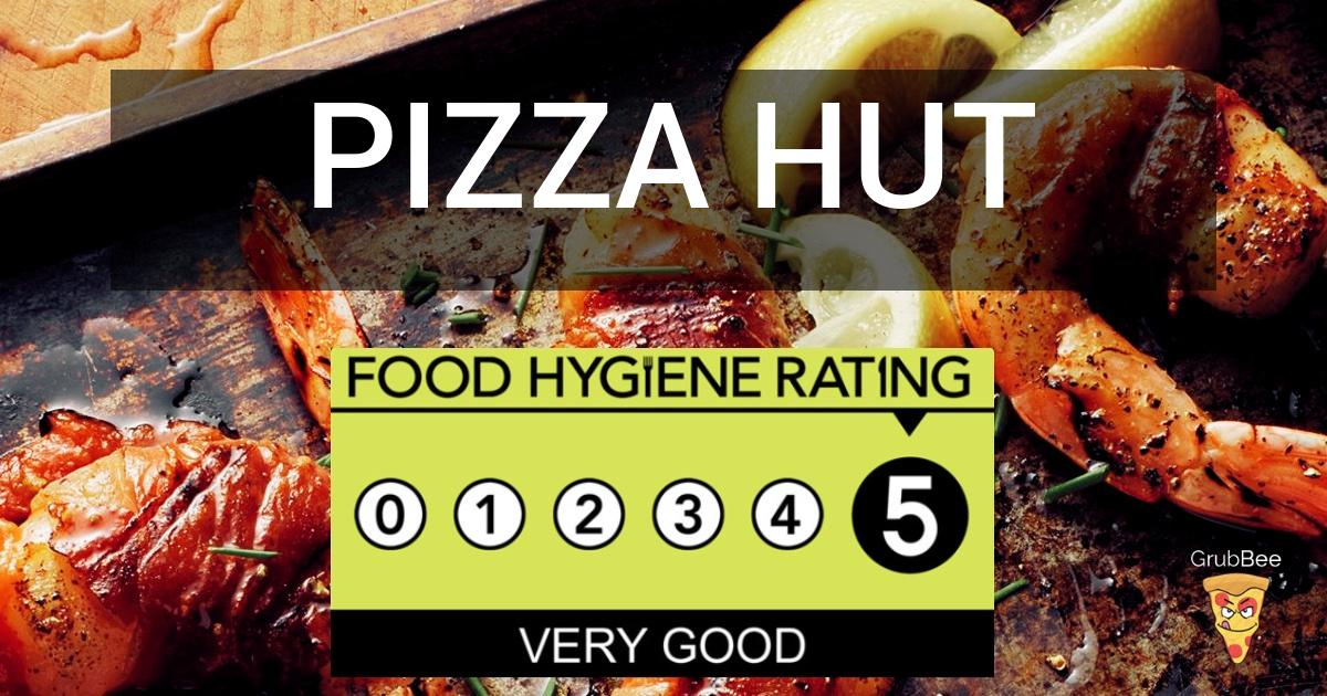 Pizza Hut In Newcastle Under Lyme Food Hygiene Rating