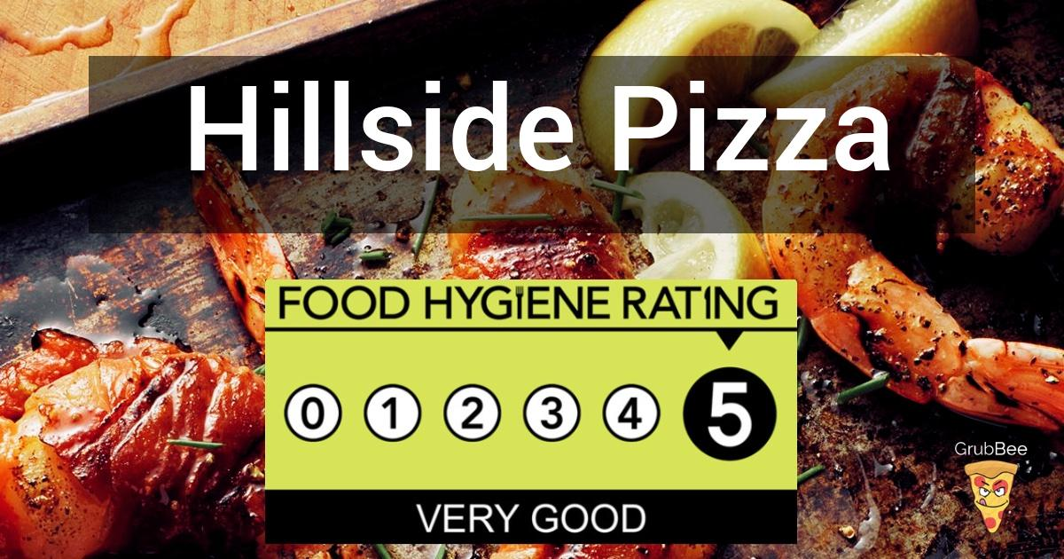 Hillside Pizza In Malvern Hills Food Hygiene Rating