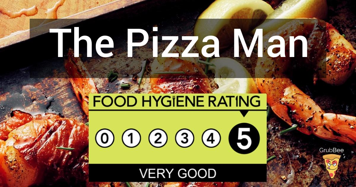 The Pizza Man In Mid Ulster Food Hygiene Rating