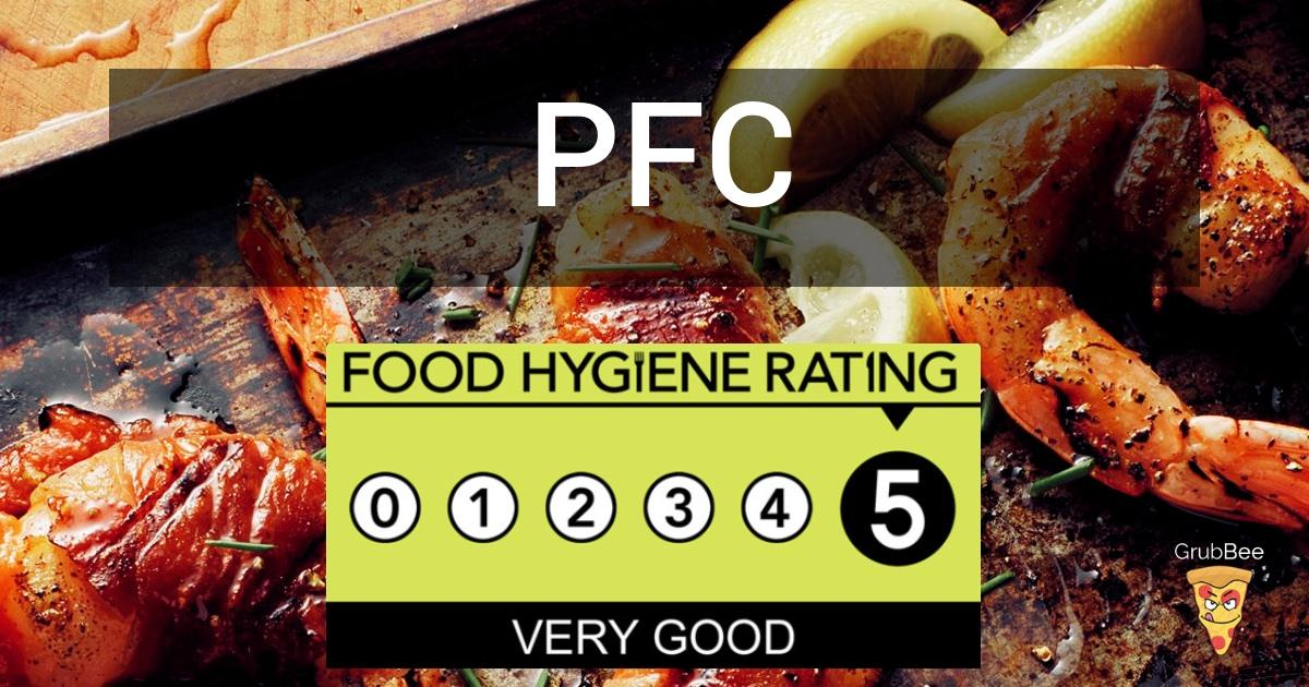 Pfc In Tower Hamlets Food Hygiene Rating