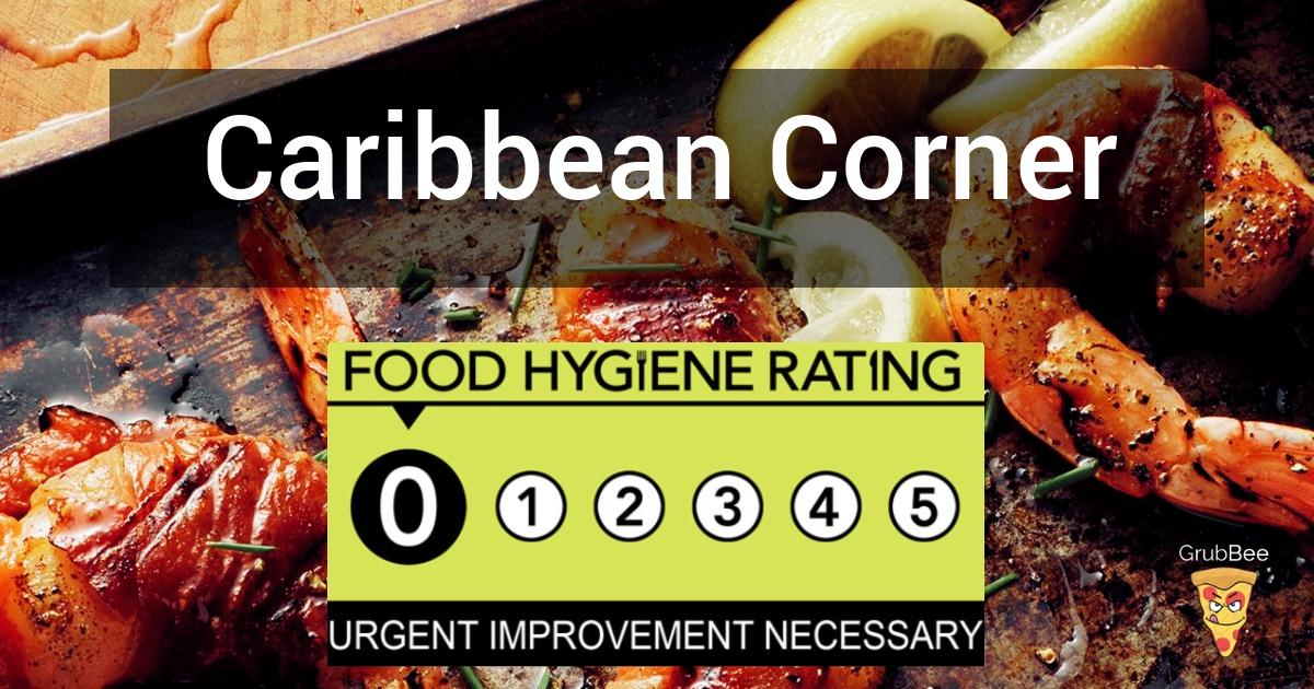 Caribbean Corner In Waltham Forest Food Hygiene Rating