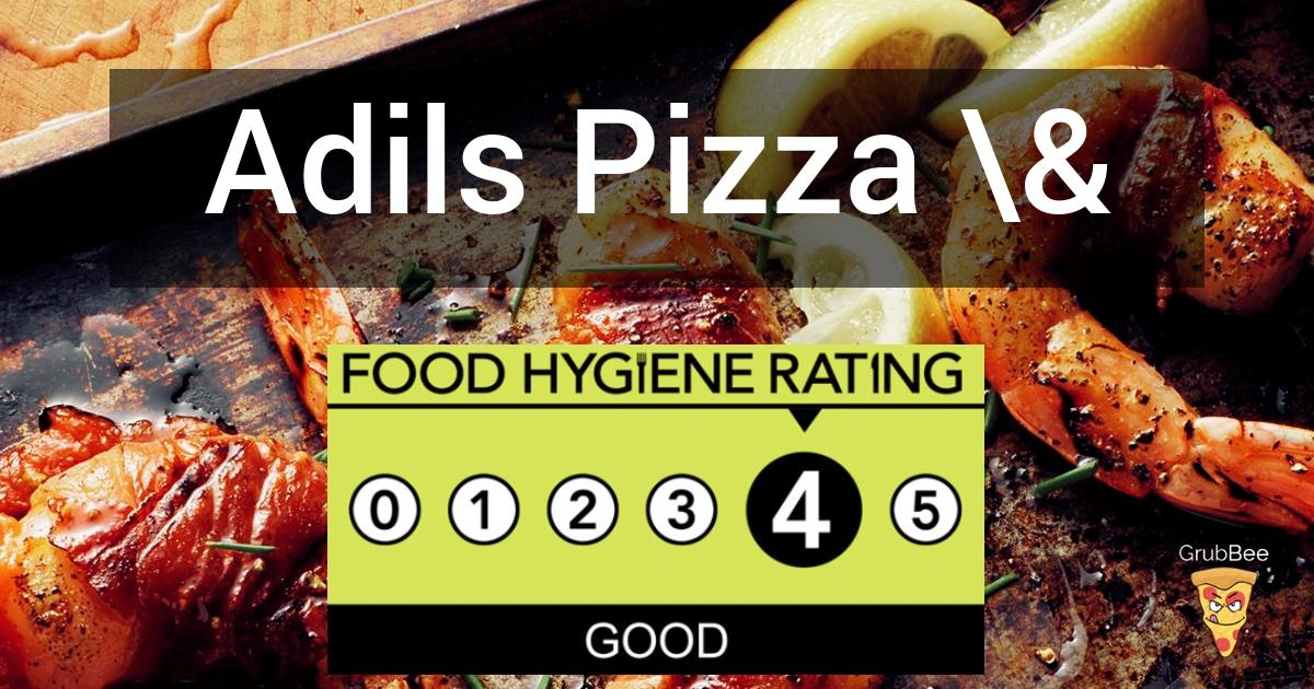 Adils Pizza Balti House In Leeds Food Hygiene Rating